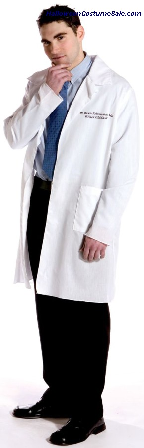 DR HOWIE LAB COAT FELTERSNATCH