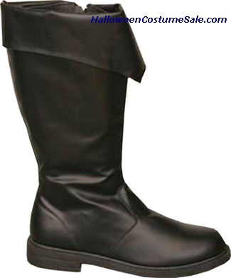 PIRATE BLACK BOOT MEN