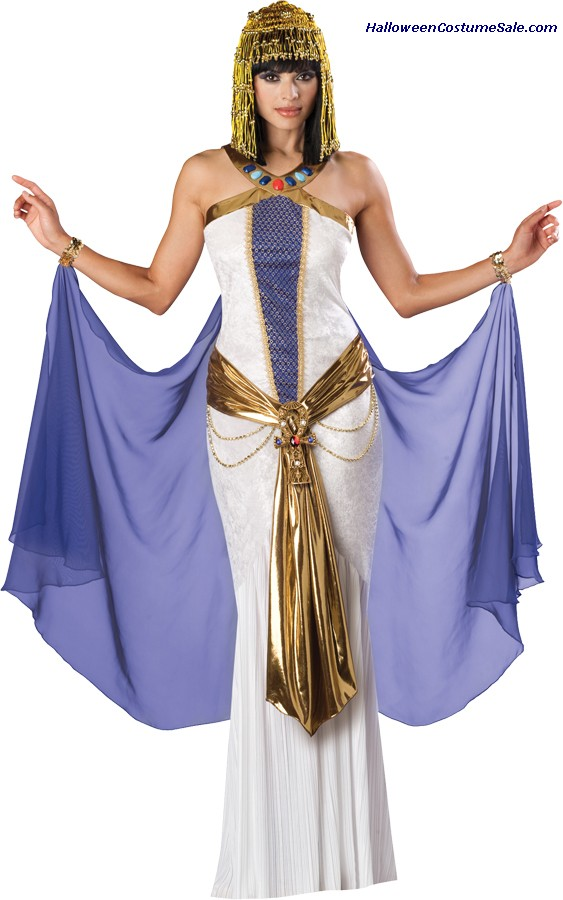 JEWEL OF THE NILE ELITE GB COSTUME