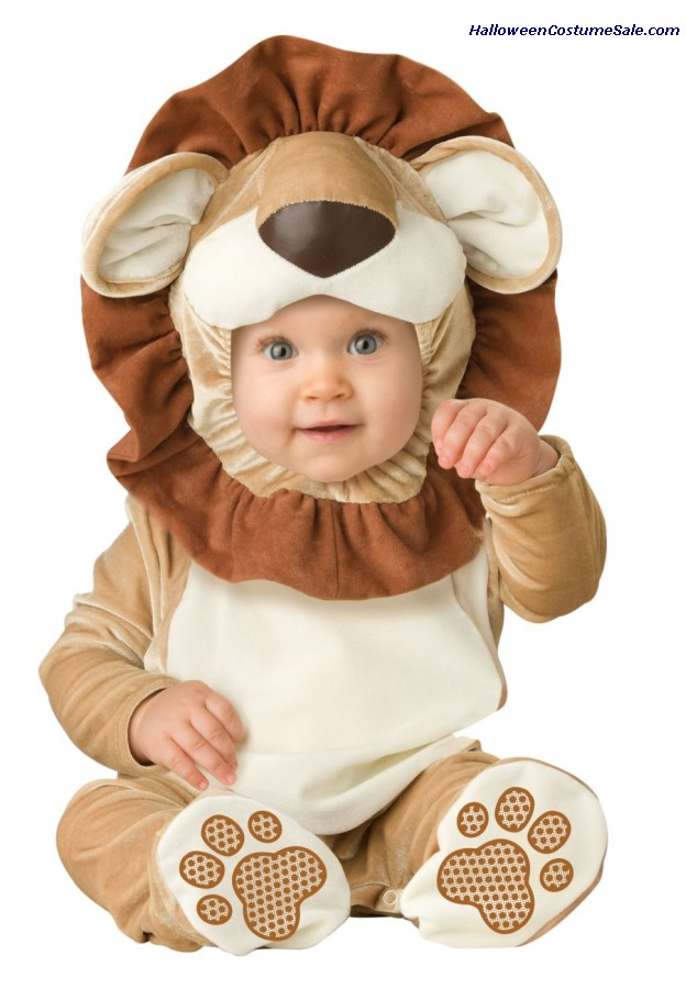 Lovable Lion Todler Costume