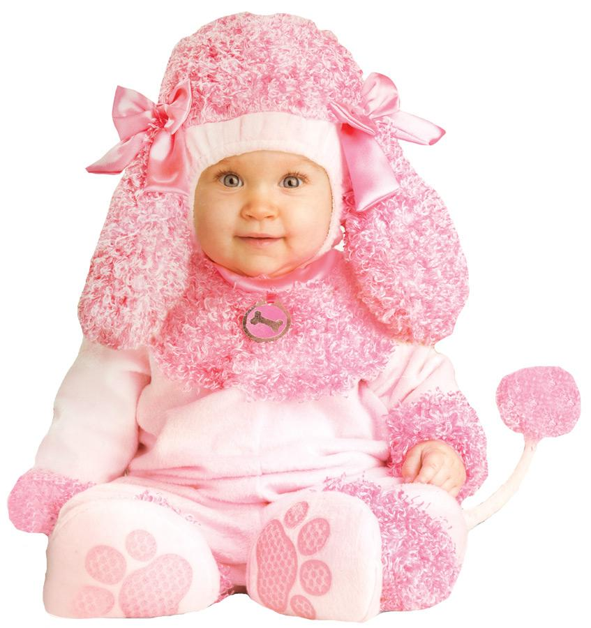 PRECIOUS POODLE TODDLER COSTUME