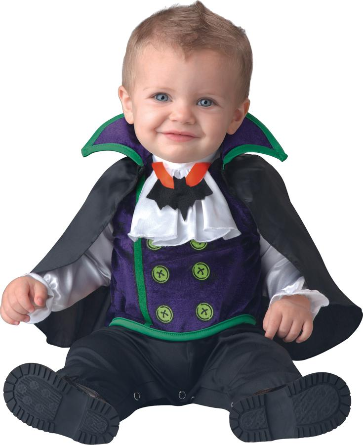 COUNT CUTIE TODDLER COSTUME