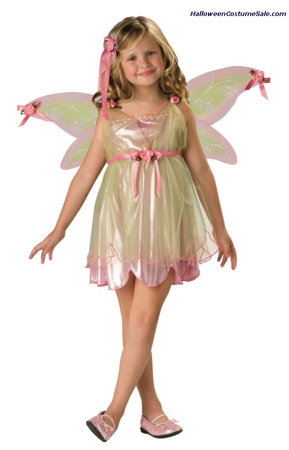 FLOWER FAIRY CHILD COSTUME