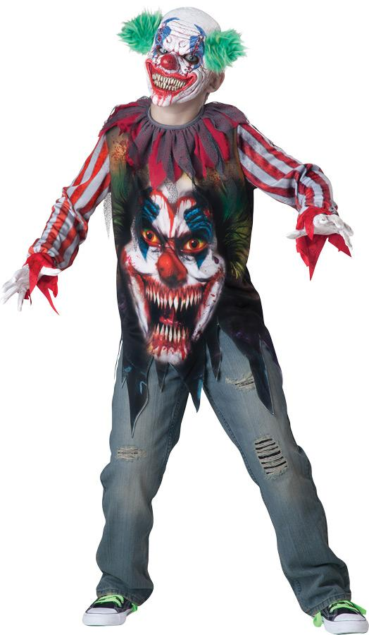 BIG TOP TERROR CHILD COSTUME
