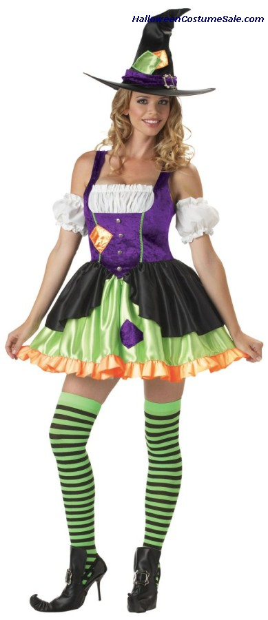 Witchful Thinking Adult Costume