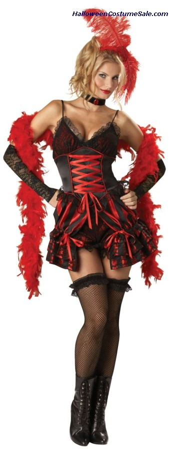 Dance Hall Darling Adult Costume