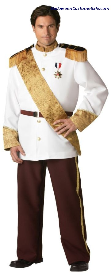 PRINCE CHARMING PLUS SIZE COSTUME