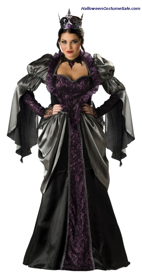 Wicked Queen Adult Costume - Plus Size