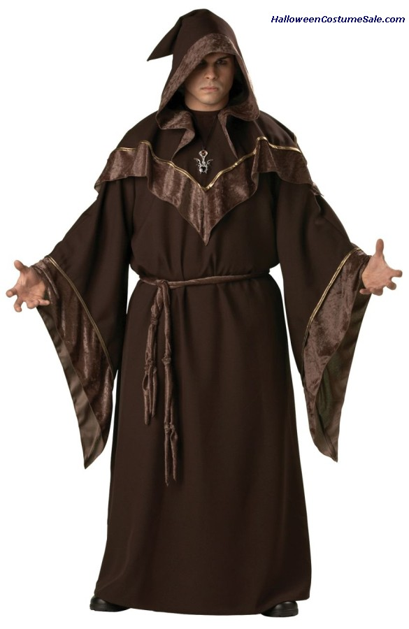 MYSTIC SORCERER ADULT COSTUME - PLUS SIZE