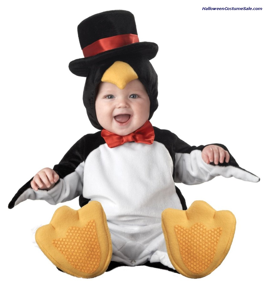 LIL PENGUIN CHARACTER TODDLER COSTUME - VERY CUTE!