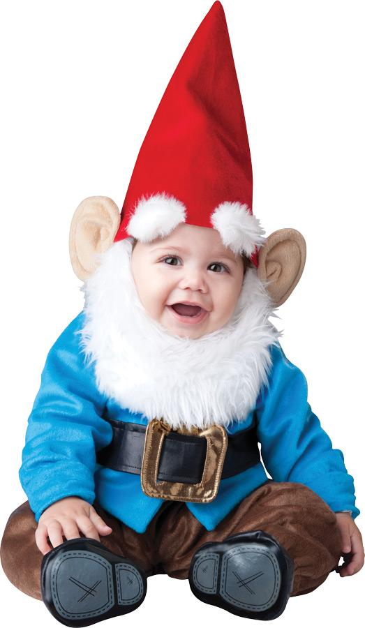 LIL GARDEN GNOME TODDLER COSTUME