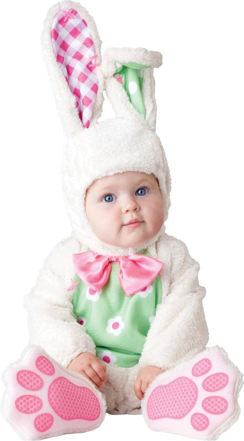 BABY BUNNY TODDLER COSTUME