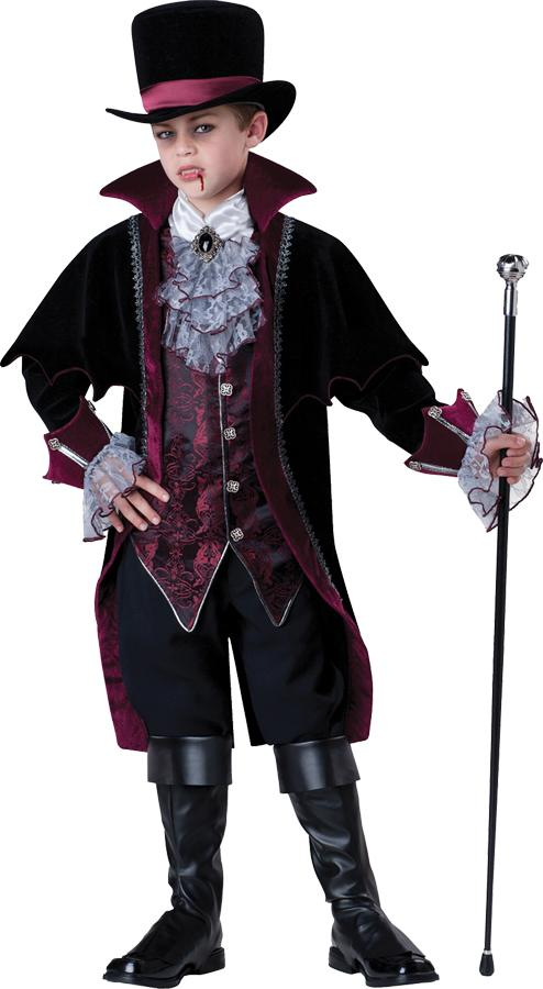 VAMPIRE OF VERSAILLES CHILD TEEN COSTUME