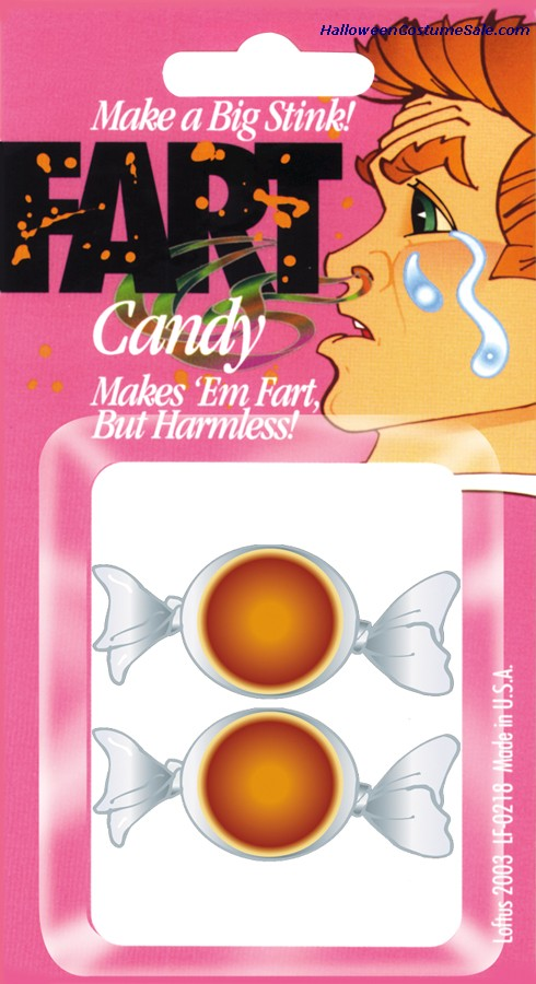 FART CANDY