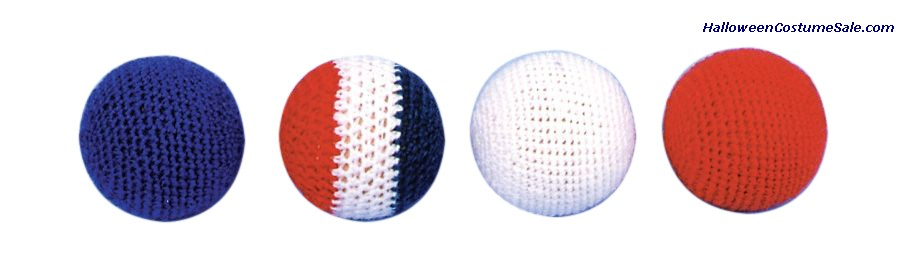 KNIT BALL,2 MULTI
