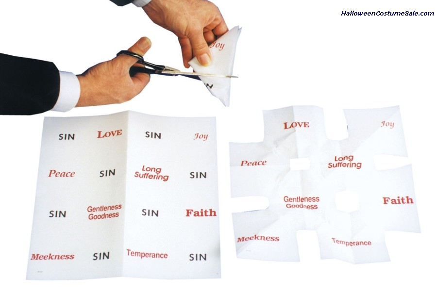 CUTTING OUT SIN