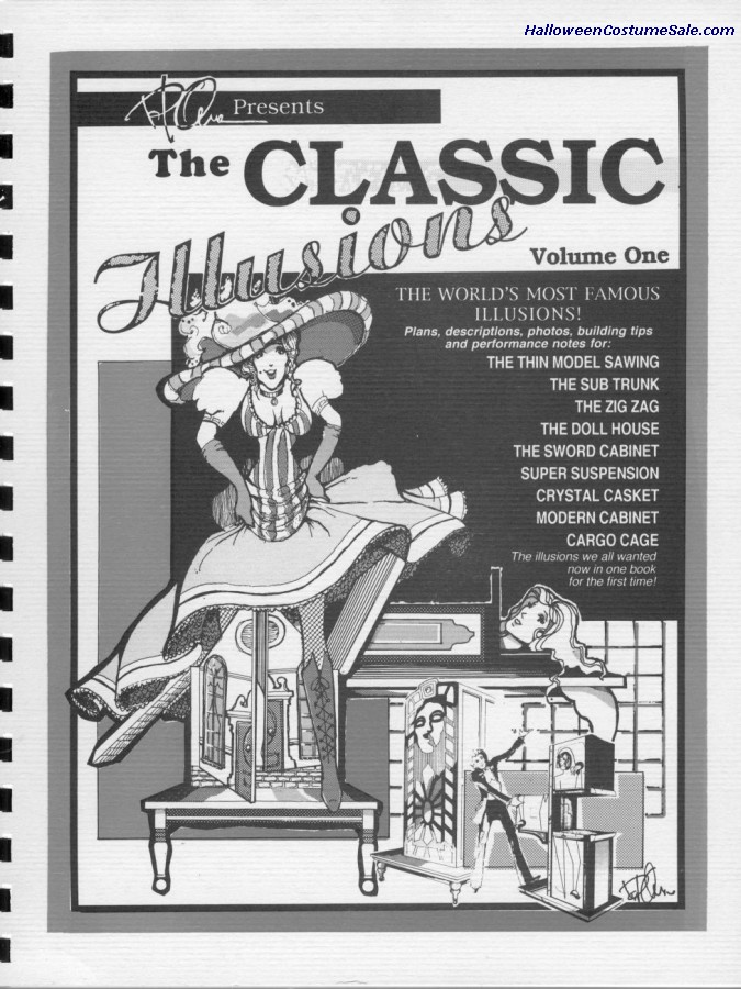 Classic Illusions Book - Volume I