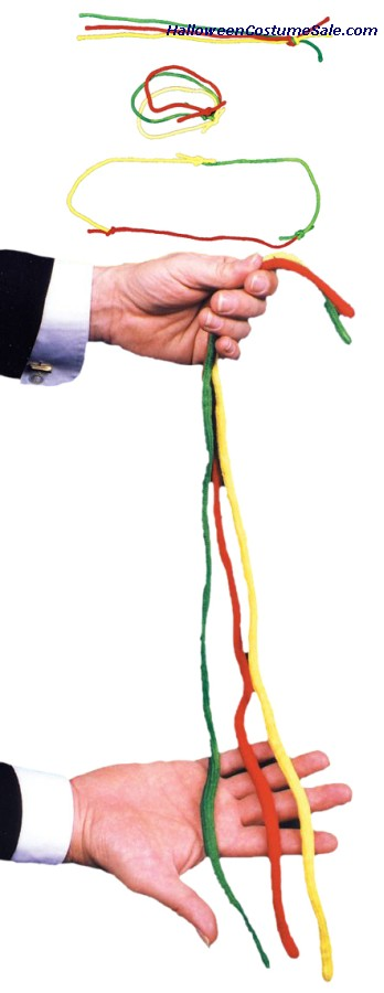 MULTICOLOR ROPE LINK