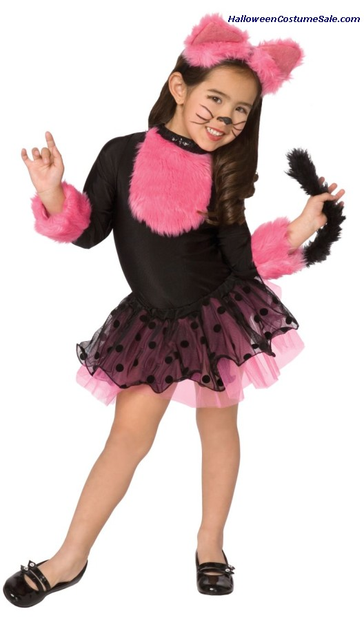 Cutie Cat Child Costume