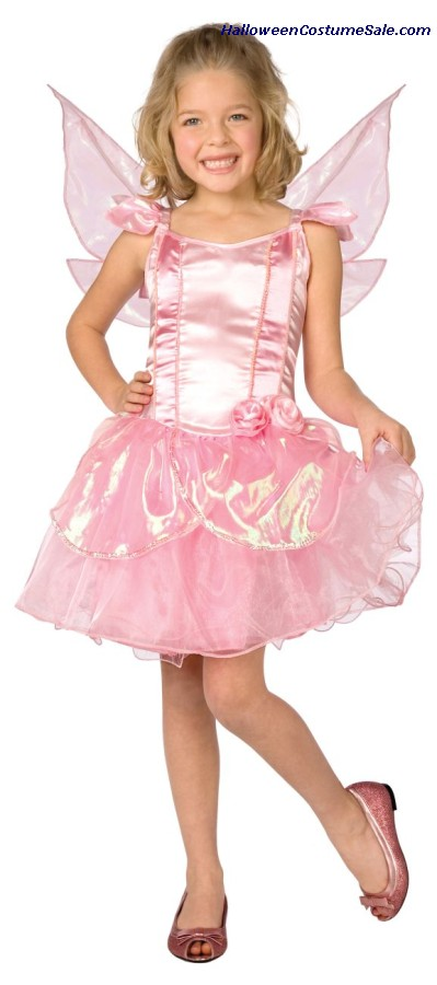 Petal Fairy Child Costume