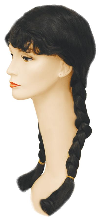 BRAIDED NATIVE WIG
