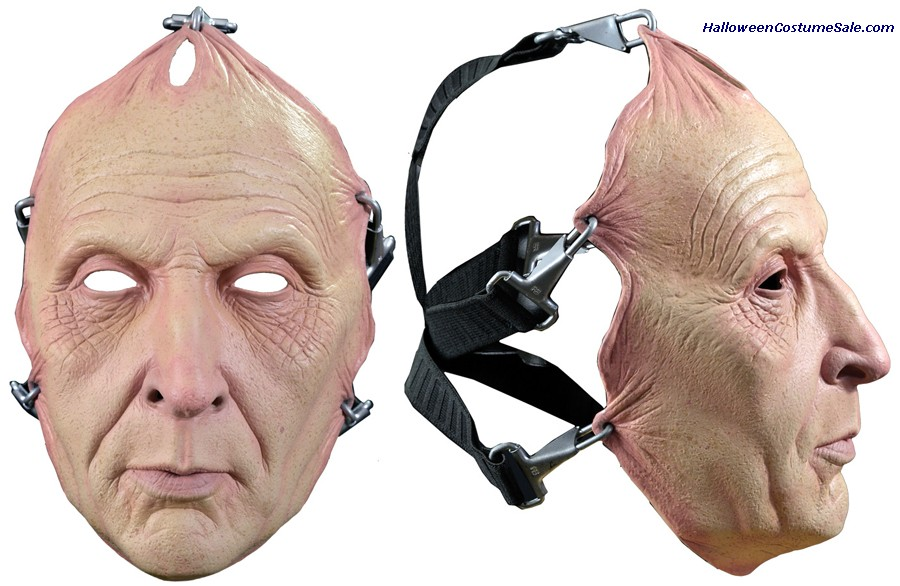 SAW JIGSAW FLESH ADULT LATEX MASK