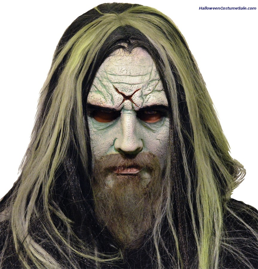 ROB ZOMBIE ADULT LATEX MASK