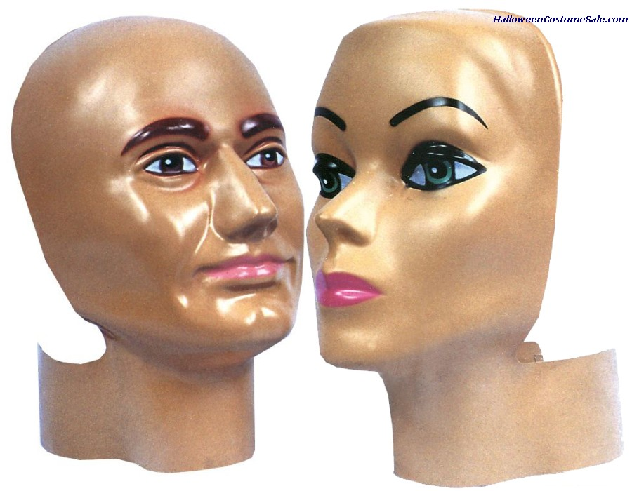 HEADFORM FACE COVER-MALE