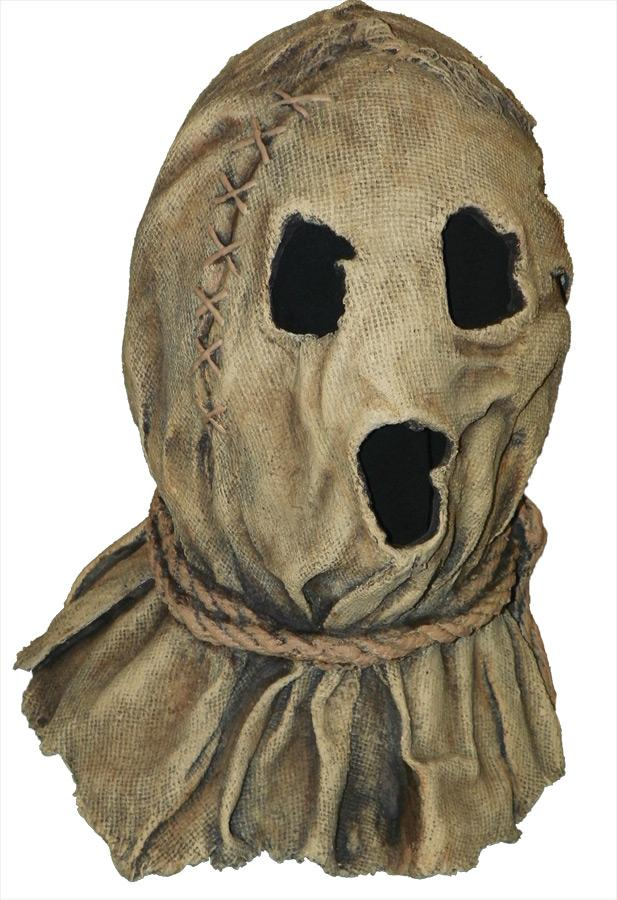 DARK NIGHT SCARECROW LATEX MASK