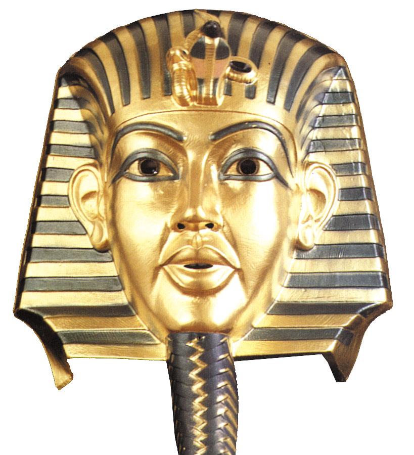 Free Tutankhamun Death Mask Coloring Pages