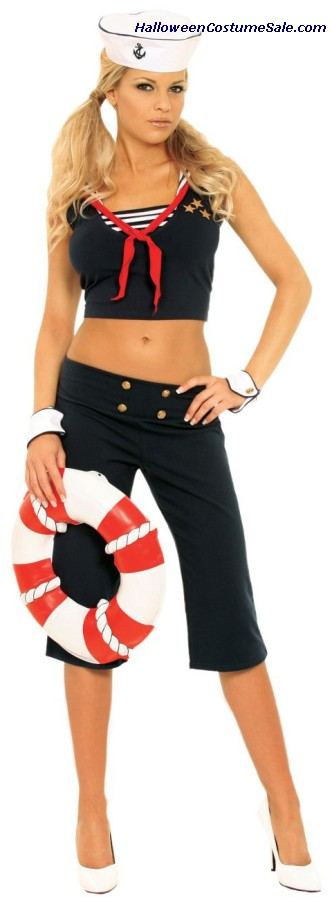 FIRST MATE - ADULT COSTUME
