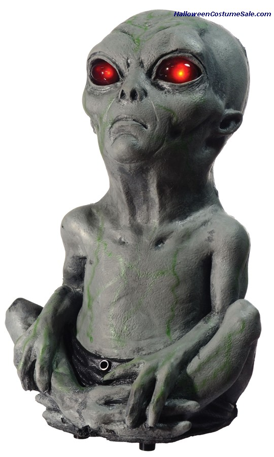 ROSWELL ALIEN BABY MOTION ACTI