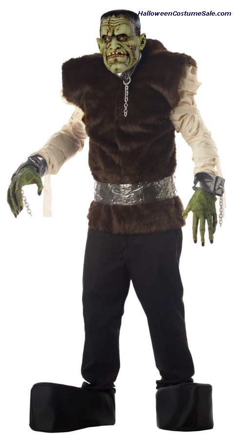 CRYPT COAT LAB MONSTER ADULT COSTUME