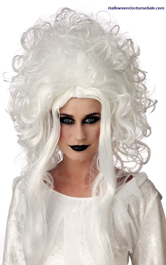 NIGHTMARE WHITE SPIRIT WIG