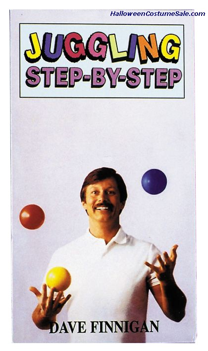 JUGGLING STEP-BY-STEP VIDEO