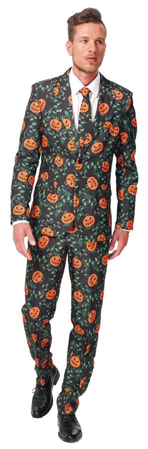 PUMPKIN SUIT ADULT COSTUME