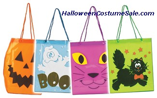 TREAT BAGS VINYL ASSORTED