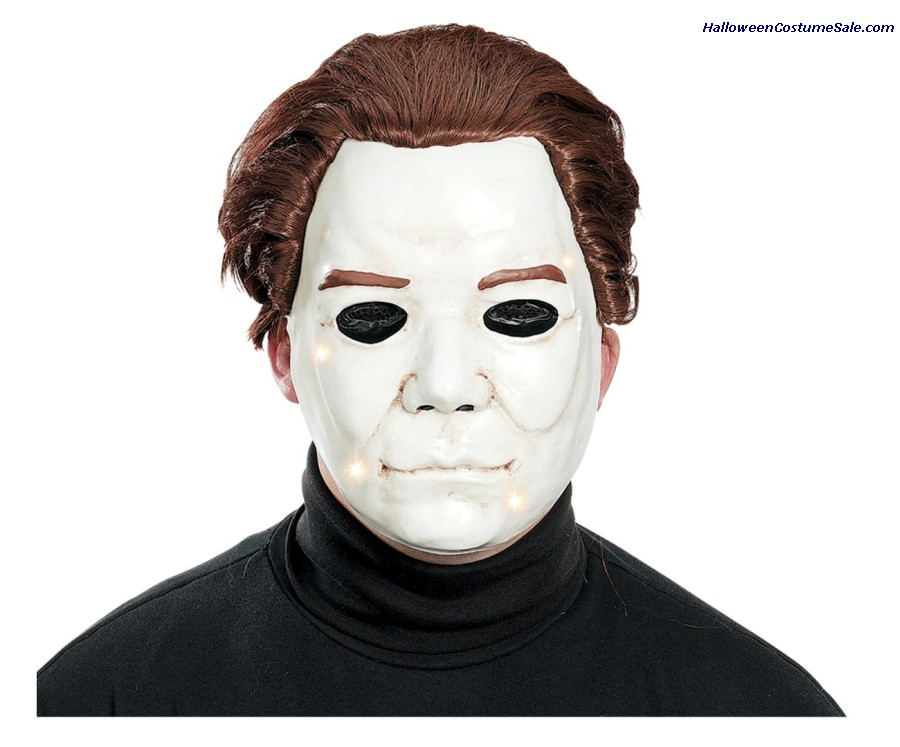 MICHAEL MYERS LIGHT UP MASK