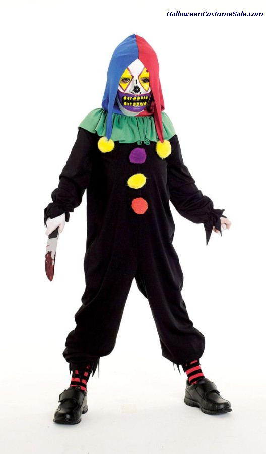 JOKER JACK CHILD COSTUME