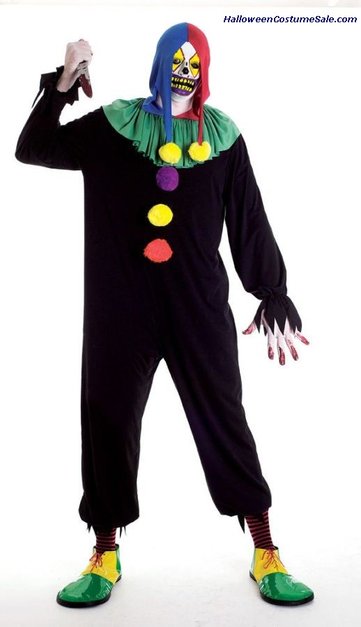 JOKER JACK MENS ADULT COSTUME