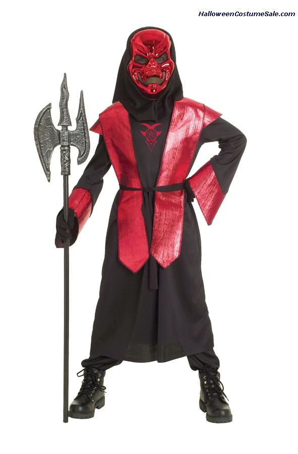 DOM WARLORD BOYS CHILD COSTUME