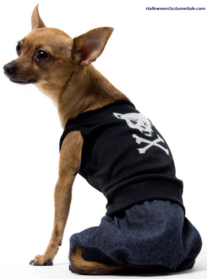 BAD BOY DOG COSTUME