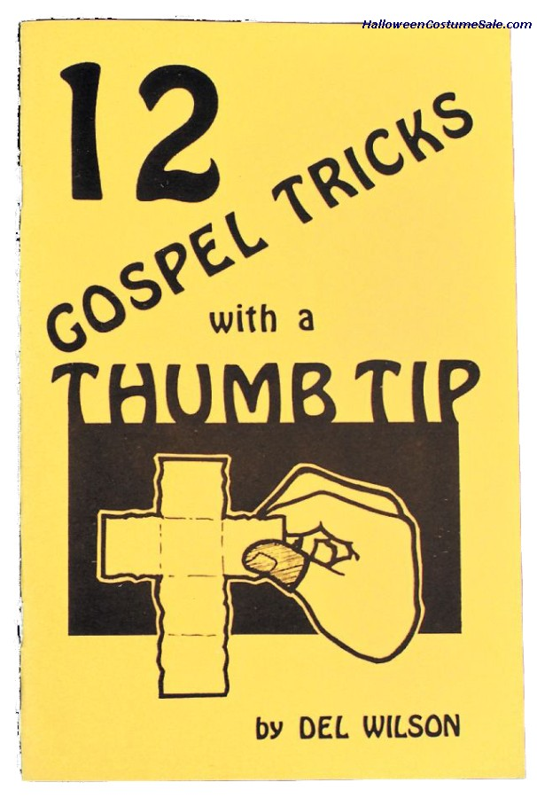 12 GOSPEL ROUTINES WITH THUMB TIP