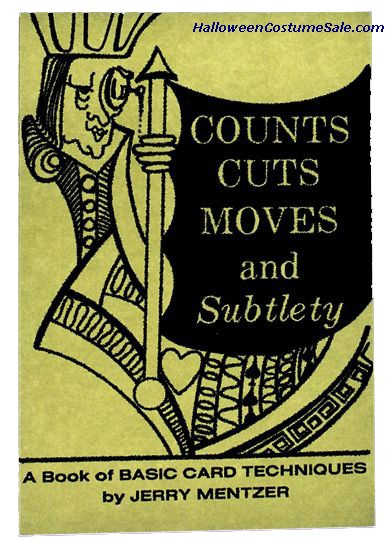 COUNTS,CUTS,MOVES & SUBTLETY