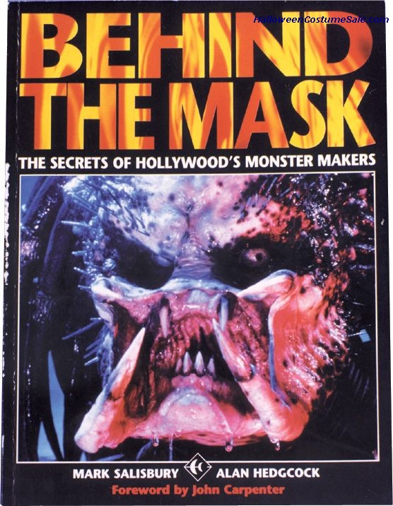 BEHIND THE MASK - Book