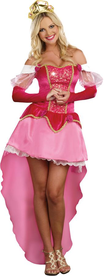SLEEPING PRINCESS ADULT COSTUME