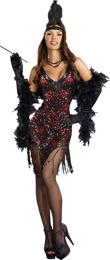 DAMES LIKE US PLUS SIZE ADULT COSTUME