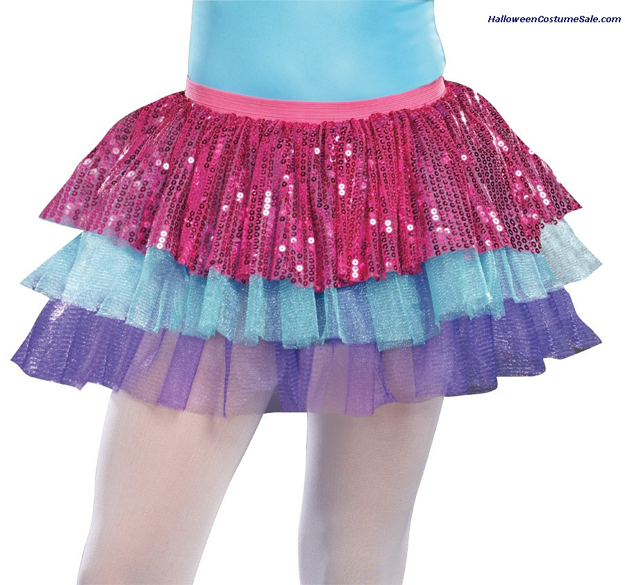 DANCE CRAZE TUTU CHILD COSTUME