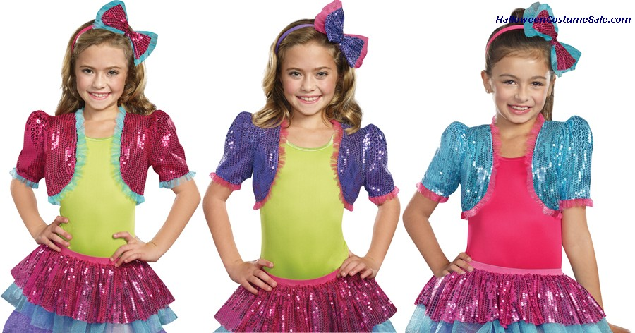 DANCE CRAZE BOLERO CHILD COSTUME
