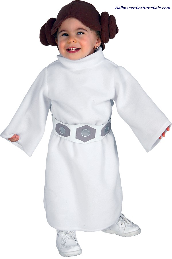 PRINCESS LEIA INFANT/TODDLER COSTUME